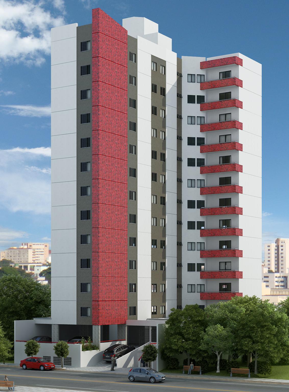 apartamento 3 dormitório(s) centro
